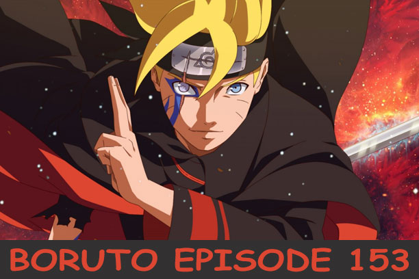 Boruto Episode 153