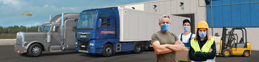 #TruckAtHome Event