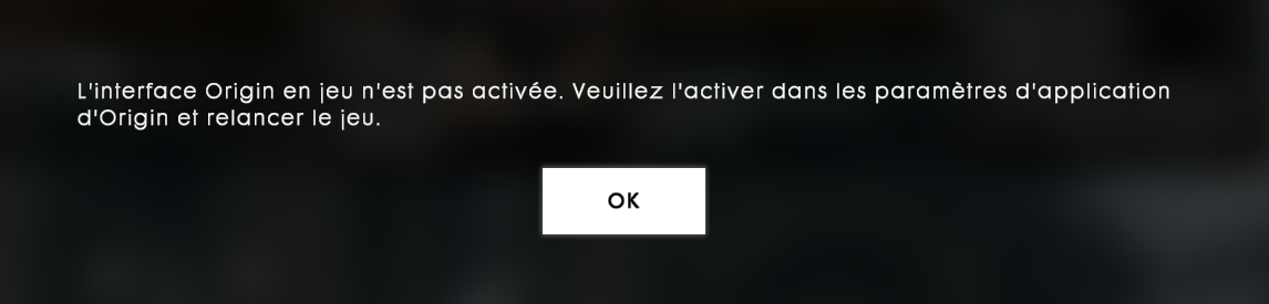 PROBLEME matchmaking BF4