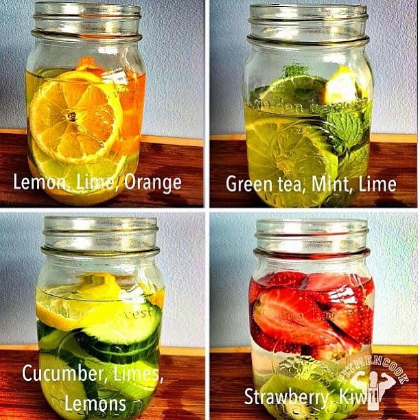 Cara Membuat Infused Water Untuk Diet