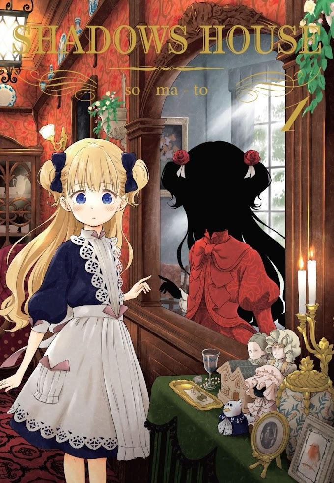 Co robimy w ukryciu - recenzja mangi Shadows House (tom 1)