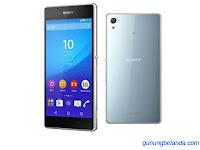 Cara Flashing Sony Xperia Z3+ Dual E6533 Via Flashool
