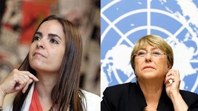 Sujú a Bachelet sobre el 6D