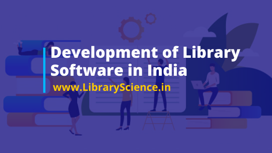 Development of Library Software