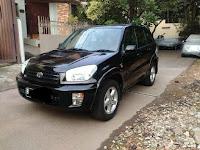 Jual Mobil Bekas: Rekomendasi Toyota RAV4 untuk Kendaraan Bermotor di Jalanan Perkotaan