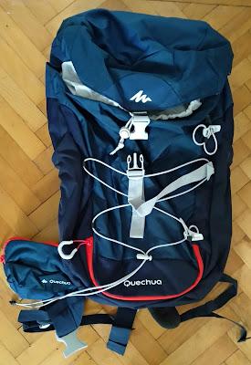 Rucsac Quechua MH100 30 L Decathlon