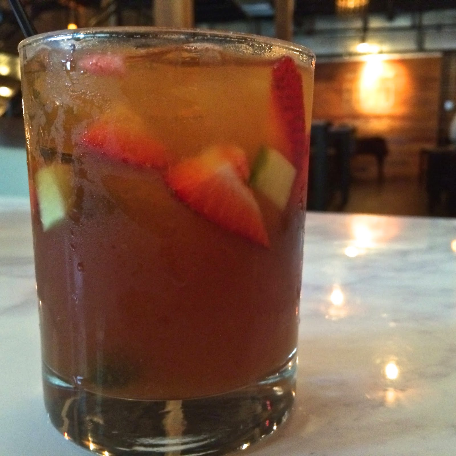 Blend's Pimm's Cup