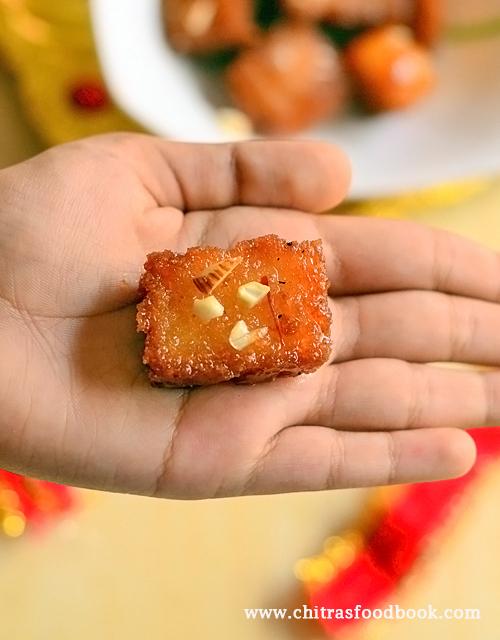Bread kaja sweet