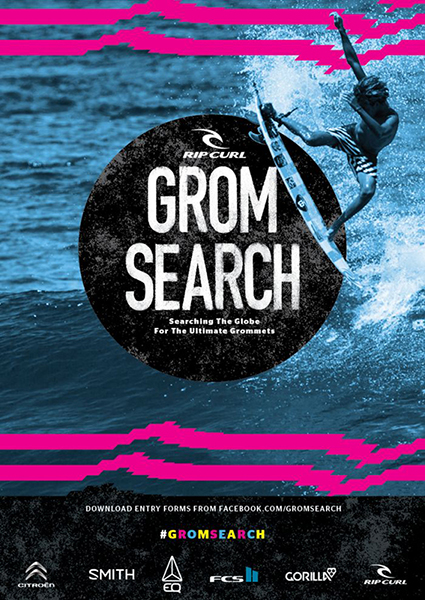 Rip Curl GromSearch