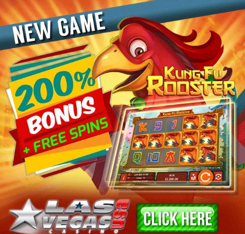 Kung Fu Rooster Bonus | Las Vegas USA Casino