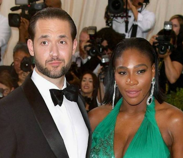 Serena Williams to wed fiancé Alexis Ohanian
