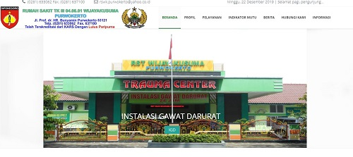 Jadwal Dokter RS Wijayakusuma Purwokerto