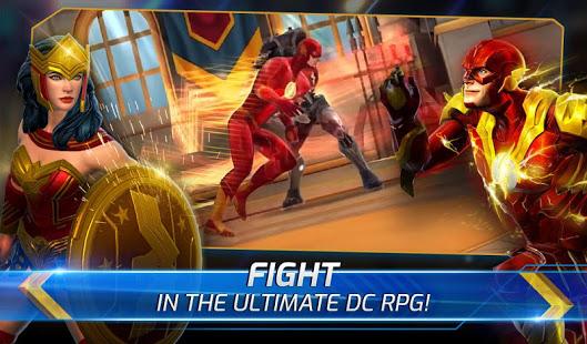 DC Legends: Battle for Justice Mod Apk Android