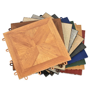 Greatmats TileFlex Floor Tile click together flooring