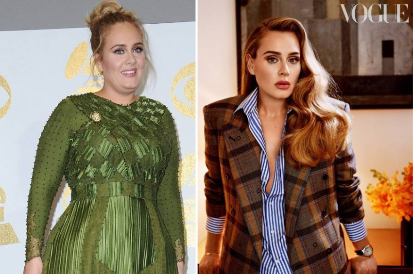 """Adele, after 5 years of silence, talks about her divorce and psychological treatment British pop star Adele revealed the difficulties she faced at the age of 30 that inspired the content of her new album """"30"""", inaugurating her strong return to the art scene through an interview with """"Vogue"""" magazine that included a number of confessions."""