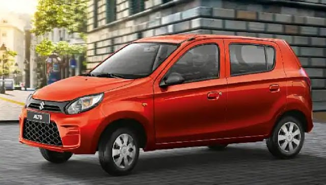 Maruti Alto अब लाने जा रही यह खास फीचर्स, जानिए नए कार में क्या होगा खास
