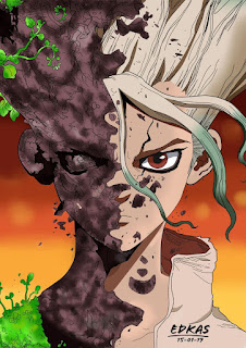 Dr. Stone In Hindi Dubbed