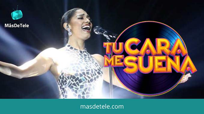 Nia Correia, de ganar 'OT 2020' a concursante de 'Tu Cara Me Suena 9' en Antena 3