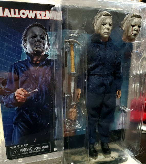 NECA Halloween 2 Michael Myers Cloth Action Figure