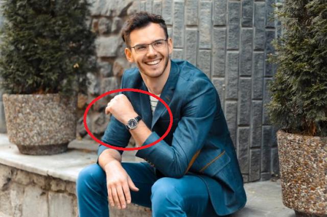 السر وراء ارتداء الرجال الساعة في اليد اليسرى إليكم التفسير المنطقي ..