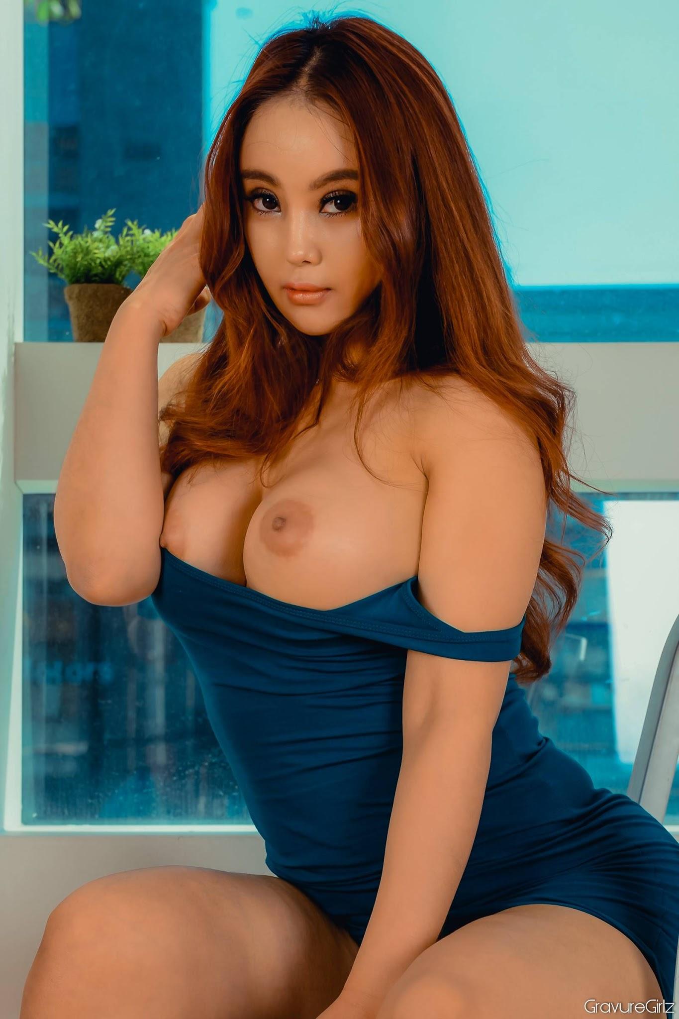HYO RIN | Thick Korean Girl Naked | MakeModel Uncensored ...