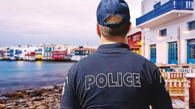Εντατικοί έλεγχοι από την αστυνομία για την εφαρμογή των μέτρων κατά της διάδοσης του κορωνοϊού