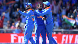 India vs West Indies 34th Match ICC Cricket World Cup 2019 Highlights