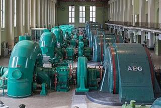 turbin pembangkit listrik tenaga air