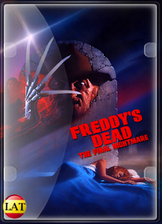 La Muerte de Freddy: La Pesadilla Final (1991) DVDRIP LATINO