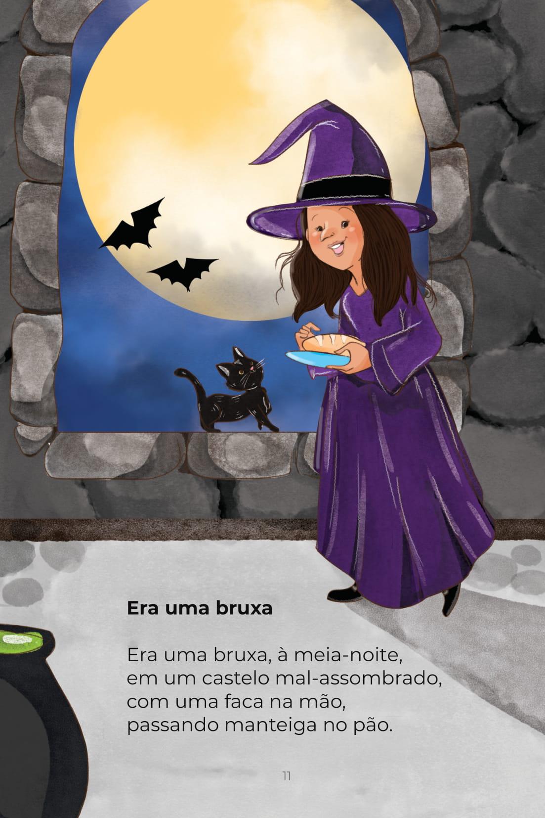 Era uma bruxa