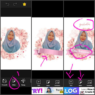 Cara Edit Foto Wisuda/Graduation (Picsart Tutorial ...
