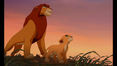 Lion King Talking Simba