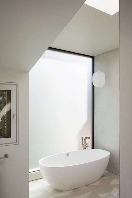 ไอเดียห้องน้ำแบบอ่างอาบน้ำ