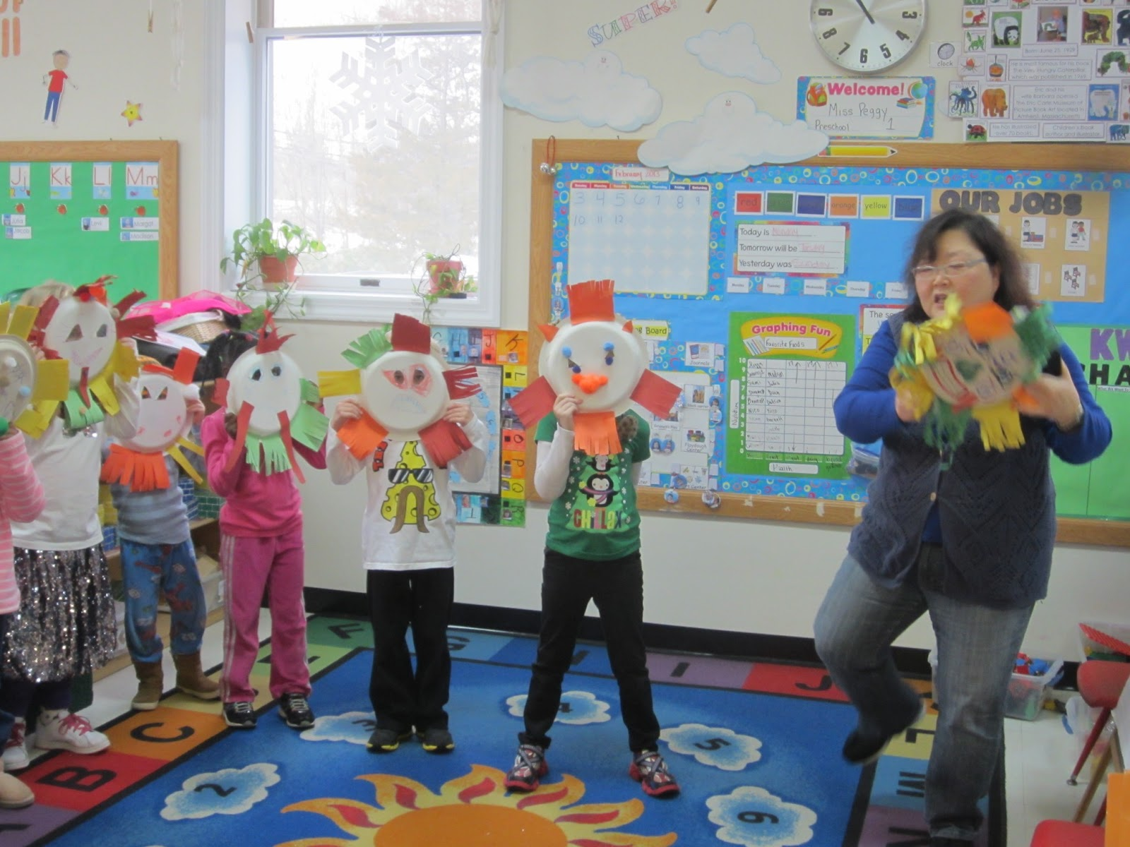Kangaroo Kids Celebrates Chinese New Year Kangaroo Kids Childcare Preschool Kindergarten