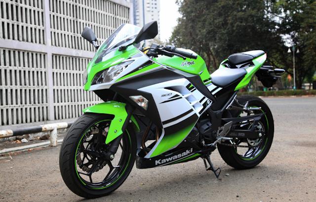 motor sport ninja 300