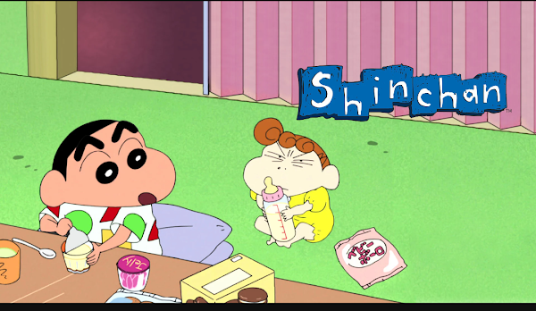 Shin Chan Season 14 Episodes in Tamil