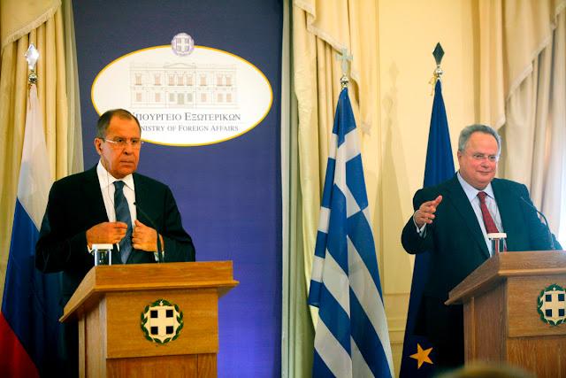 Η Ελλάδα θα πληρώσει ακριβά τους χειρισμούς του Κοτζιά με την Ρωσία