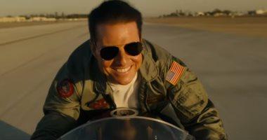 """5 مليون مشاهدة على """"يوتيوب"""" حققها تريللر Top Gun: Maverick فى يومين"""