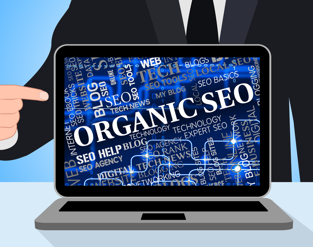 How do you attract organic traffic?