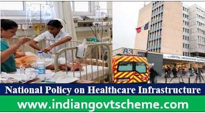 National Policy on Healthcare Infrastructure