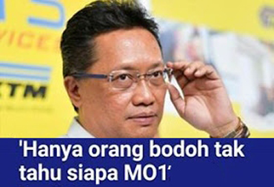 Image result for RAHMAN DAHLAN NAJIB BOOTLICKER