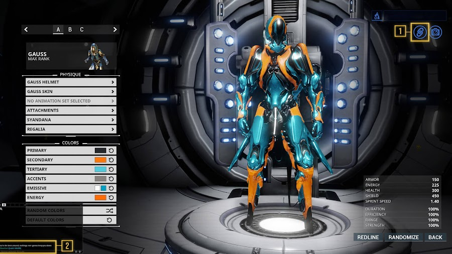 warframe saint of altra update look link mod link pc