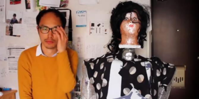 Kisah Cinta Bahagia Berumah Tangga Dengan Boneka Silikon