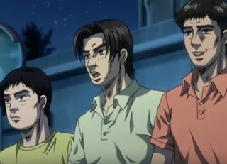 Initial D Fifth Stage – Episódio 12