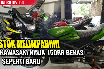 Jual Kawasaki Ninja 150 RR Bekas Semarang, Terbaru Paling Murah Mei 2021