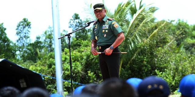 Lakukan Mutasi Besar-besaran, 116 Jenderal TNI  Digeser