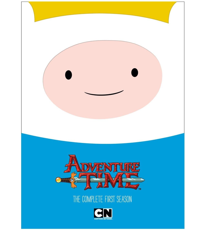 Adventure Time Season 1 Dvd Winner Metallman S Reverie
