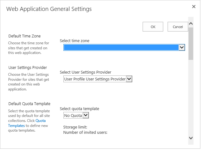 sharepoint 2013 default regional settings