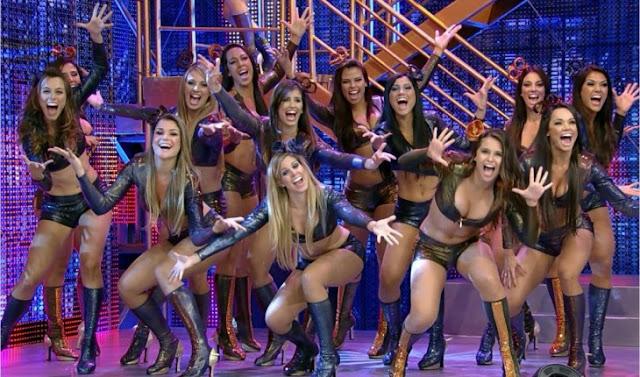 Bailarinas da Globo, coronavírus