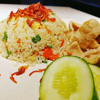 Resipi Nasi Goreng Cina